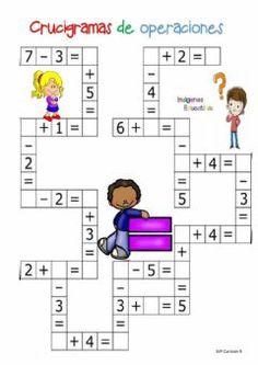 Math Tutor, Kindergarten Math Worksheets, Maths Puzzles, School Worksheets, Preschool Math, Math Activities, Math Math, Math Exercises, First Grade Math