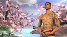 A Mosca e o Samurai! Todo o barulho que acontece fora é apenas um eco daquilo que acontece dentro de nós. Olhe para dentro.