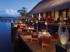 Book Four Seasons Resort At Anahita, a luxury hotel in Mauritius. Kuoni is the most awarded luxury travel operator in the UK. Best Hotels In Mauritius, Mauritius Resorts, Best Resorts, Hotels And Resorts, Luxury Hotels, Mauritius Travel, Mauritius Island, Maldives, Ocean Restaurant