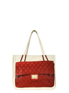 THURSDAY FRIDAY  Diamonds Together Red Bag