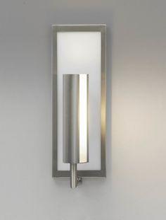Mila 1-Light Armed Sconce Wall Sconce Lighting, Cool Lighting, 60 Watt Light Bulb, Lights Fantastic, Contemporary Wall Sconces, Indirect Lighting, Wall Lights, Ceiling Lights, Glass Diffuser