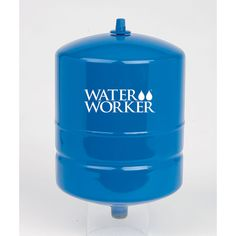 Water Worker Vertical Pressure Tank at Lowe's. The water worker 2 gal. Pressurized well tank offers a direct-fit replacement for the majority of installed well tank bases. The tank's deep-drawn steel Well Pressure Tank, Well Tank, Jet Pump, Water Storage Tanks, Reverse Osmosis System, Pipe Sizes, Water Weight, Water Well, No Plastic