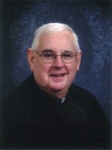 Paulist Fr. Daniel McCotter