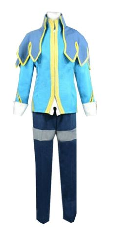 Onecos Anime Fairy Tail Lyon Vastia Cosplay Costume -- Visit the image link more details.