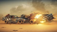 First Mad Max gameplay footage - http://www.worldsfactory.net/2015/04/23/first-mad-max-gameplay-footage