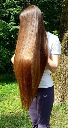 Long Brown Hair, Very Long Hair, Straight Hairstyles, Girl Hairstyles, Beautiful Brown Hair, Auburn Hair, Silky Hair, Dream Hair, Cool Haircuts