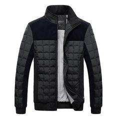 Liquid Metal Quilted Fleece Jacket