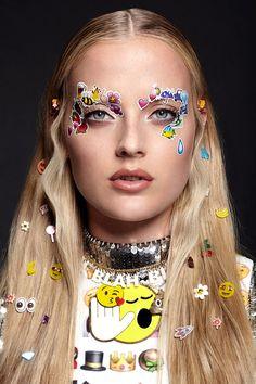 'Emoji Girl' by Jamie Nelson