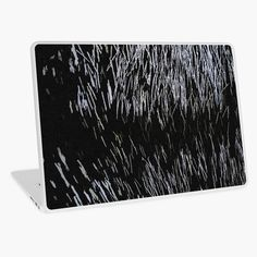"""""""Line Art The Scratch no. 4"""" Laptop Skin by cool-shirts 
