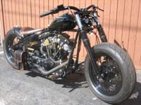 Venice Queen custom bike from The Garage Company