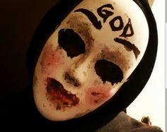 The Purge Anarchy mask Halloween