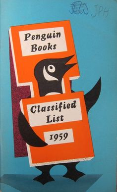 Penguin Classified List 1959 by apenguinaweek, via Flickr