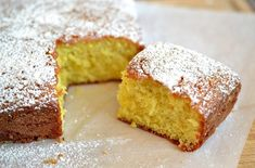 A delightfully moist and flavorful orange cake made with fresh California oranges and olive oil - the perfect winter treat. Baking With Olive Oil, Orange Olive Oil Cake, Arabian Food, Winter Treats, Round Cake Pans, Sweet Cakes, Us Foods, How To Make Cake, Food Network Recipes
