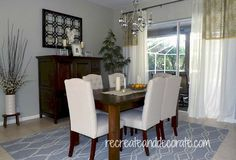 decorating tips for an elegant dining room — Recreate and Decorate