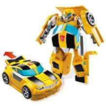 Playskool - 330711480 - Jouet Premier Age - Transformers Rescue Bots - Bumblebee