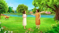 【聖經故事】神造夏娃