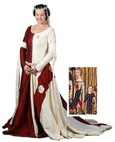 Rosalie's Medieval Woman - My Sewing For Me