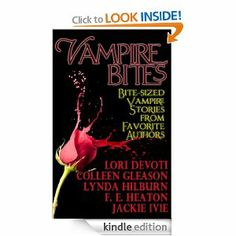 Amazon.com: Vampire Bites: A Vampire Romance Anthology eBook: Lori Devoti, Lynda Hilburn, Colleen Gleason, Jackie Ivie, F E Heaton: Kindle Store