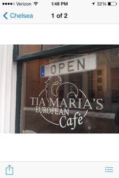 For some quick Portuguese deliciousness!        Tia Maria's in New Bedford