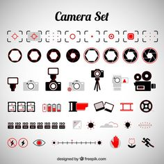 More than a million free vectors, PSD, photos and free icons. Exclusive freebies and all graphic resources that you need for your projects Camera Logo, Camera Icon, Photos Hd, Iconic Photos, Rtl Logo, Logo Photographe, Kamera Tattoos, Fotografia Retro, Logo Foto