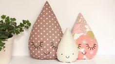 Elegir cojines para decorar una habitación infantil