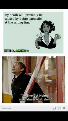 Sassy John, although he technically saved Sherlock's life sooo...
