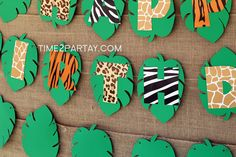 Jungle Birthday Party Ideas Photo 15 of 45 Catch My Party Jungle Theme Birthday, Jungle Theme Parties, Lion King Birthday, Safari Theme Party, Zoo Birthday, Animal Birthday, 2nd Birthday Parties, Jungle Party, Birthday Ideas
