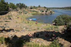 Povoa e Meadas Dam #Marvao #Alentejo #Portugal #BoutiqueHotelPoejo #travel #Hotel