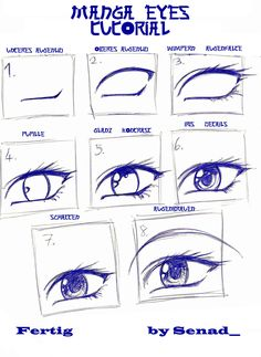 como crear un ojo animado                                                       …