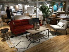 Room set #styling #visualmerchandising #display #westelm