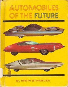 Automobiles of the future book cover