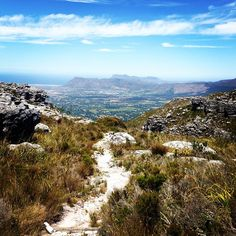 Arguably one of the most scenic routes of hiking Table Mountain is Skeleton Gorge. While the trails's first half is largely limited to forested… Hiking Routes, Hiking Trails, Table Mountain, 8 Hours, Cape Town, Skeleton, South Africa, Tourism, Places To Visit