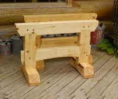 would make a nice base for a large, conference type table Japanese Woodworking Tools, Woodworking Wood, Woodworking Projects, Timber Framing Tools, Wooden Chair Plans, Japanese Joinery, Timber Architecture, Woodworking Inspiration, Small Wood Projects