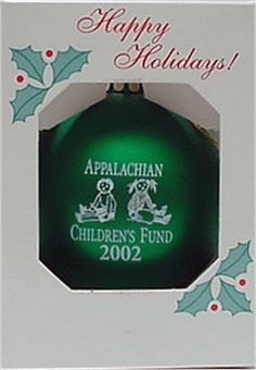 Fundraising Christmas Ornaments - Unique idea for an easy fundraiser