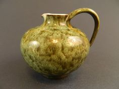 Waymon Cole pottery pitcher