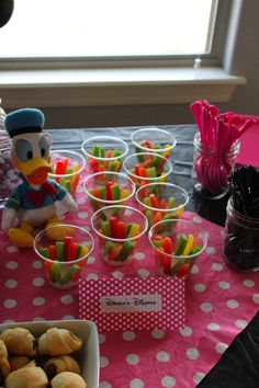 I actually had a hard time deciding what theme to do for Little  Lady's birthday party this year. I had planned on doing Sesame Street  beca...