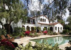 D. Stuart Garden / exterior design / architecture / pool /