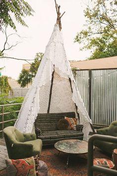 Teepee Planetblue Outdoor Decor Outdoor Rooms Outdoor Living Outdoor Gardens Bohemian