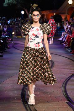 All of the Mickey Mouse-Inspired Looks From the Opening Ceremony Fashion Show