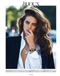 Emily Di Donato for Vogue Paris September 2013