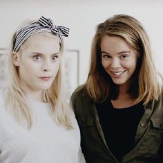 I love those girls Series Movies, Movies And Tv Shows, Tv Series, Noora And William, Eva Hair, Battle Cry, First Tv, Besties, I Am Awesome