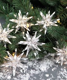 Take a look at this Sparkling Snowflake Ornament - Set of Six by Melrose on #zulily today!