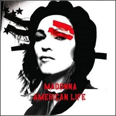 American Life is the ninth studio album by Madonna. The RIAA Platinum certified, grammy nominated album contains many themes of American culture. American Life [Explicit] Hollywood I'm So Stupid Love Profusion Nobody Knows Me Nothing Fails Intervent Music Covers, Album Covers, Cd Cover, Olaf, Pop Internacional, Madonna Albums, Madonna Videos, Madonna Music, Concept Album