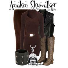 """""""Anakin Skywalker (Star Wars)"""" by wearwhatyouwatch on Polyvore"""
