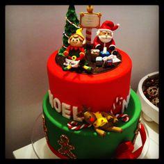 - christmas cake