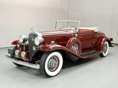 1932 Cadillac 355B Conv Cpe