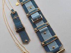 Набор для изготовления джинсового браслета по моему настер-классу   Ярмарка Мастеров - ручная работа, handmade