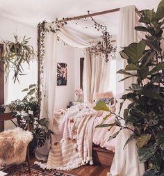 Sweet dreams beautiful people x jungle of a bedroom