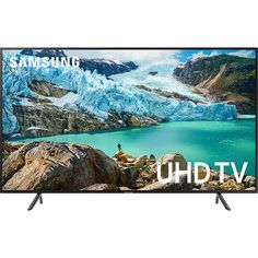 Get a deal on the Samsung uhd led smart tv at Tech For Less & a 30 day return policy. Over 2 Million Satisfied Customers Since See more discounted uhd led smart tv s. Samsung Uhd Tv, Smart Tv Samsung, Smart Tv 4k, Samsung Mobile, Dolby Digital, Tv Wall Mount Bracket, Wall Mounted Tv, 4k Uhd, Smart Tv Philips