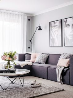 Adore Home magazine - Blog - Tarina Lyell's Scandi Home
